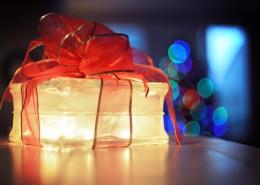 精美的礼物包装盒图片(10张)