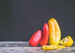 新鲜的彩椒图片(10张)