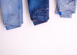 做工精良的牛仔裤图片(11张)