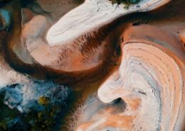 无人机航拍海滩图片(12张)