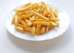美味的炸薯条图片(15张)