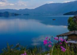 云南丽江泸沽湖图片(13张)