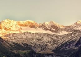 连绵不断的山峦图片(11张)