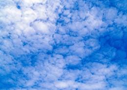 蓝天白云素材图片(14张)