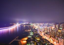 辽宁大连夜景图片(13张)