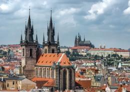 捷克首都布拉格风景图片(13张)