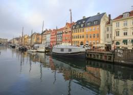 丹麦哥本哈根建筑风景图片(12张)