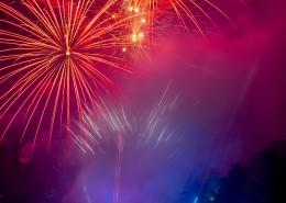 新年烟火图片(13张)