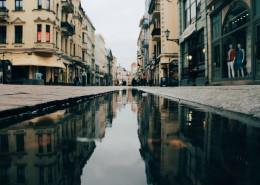 城市街景图片(12张)