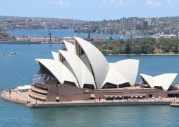 澳大利亚悉尼歌剧院图片(15张)