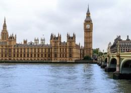 英国伦敦的大本钟图片(13张)