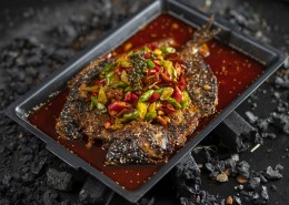 让人回味无穷的美味烤鱼图片(8张)