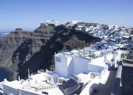 希腊圣托里尼风景图片(8张)