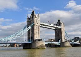 美丽的伦敦塔桥图片(12张)