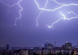恐怖的闪电图片(12张)