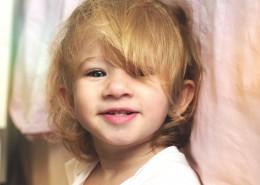 金发小女孩图片(11张)