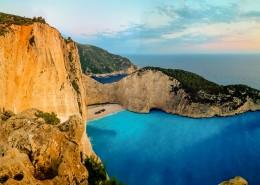 希腊城市风景图片(10张)