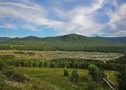 新疆禾木自然风景图片(8张)