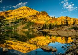 山脉景观图片(12张)