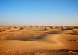 干旱的沙漠图片(12张)