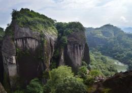 福建武夷山自然风景图片(10张)