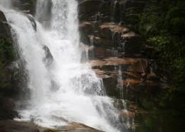 河南洛阳九龙瀑布自然风景图片(10张)