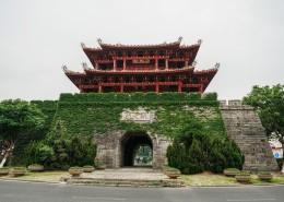 福建泉州建筑风景图片(8张)