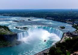 加拿大尼亚加拉大瀑布风景图片(13张)