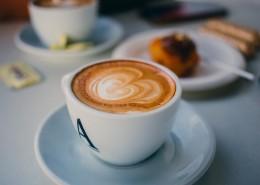 香浓的咖啡拉花图片(12张)