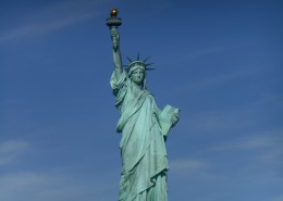 美国纽约自由女神像图片(15张)