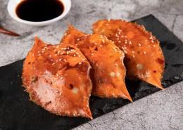 美味好吃让人停不住嘴的香辣梭子蟹图片(10张)