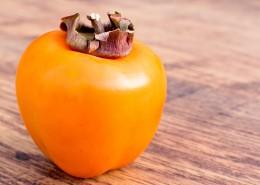 香甜的柿子图片(8张)