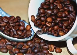 杯中的咖啡豆图片(14张)