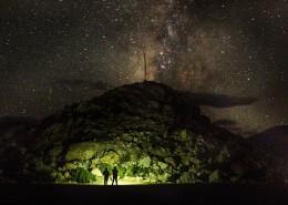 布满星星的夜空图片(13张)