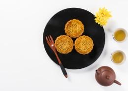 美味的中秋节广式月饼图片(9张)