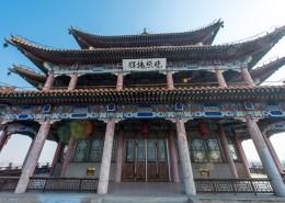 河北张家口蔚县建筑风景图片(10张)
