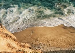 美丽的海滩的图片(10张)