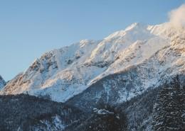 奥地利的雪山图片(10张)