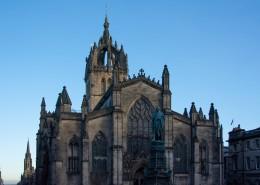 苏格兰爱丁堡建筑风景图片(9张)