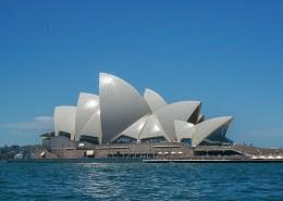澳大利亚悉尼建筑风景图片(10张)