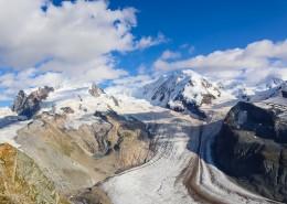 瑞士马特洪峰自然风景图片(12张)