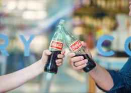 瓶装可口可乐图片(13张)
