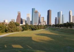 美国休斯顿城市风景图片