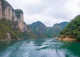 贵州黔东南舞阳河自然风