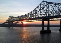 美国新奥尔良城市风景图
