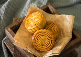 中秋美食月饼图片(12张)