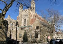 美国耶鲁大学建筑图片(9张)