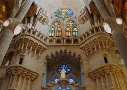 西班牙巴塞罗那的教堂图片(10张)