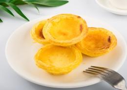 美味的蛋挞图片(10张)