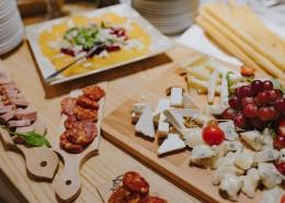 宴会上的开胃菜图片(12张)